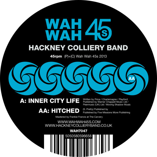 Hackney Colliery Band - Inner City Life