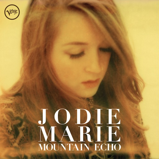 Jodie Marie - Mountain Echo